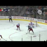 R.J. Umberger hat trick, Blue Jackets beat Hurricanes