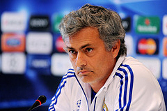 Tough Talking Mourinho Breaks Media Silence