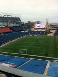 View From The Press Box: Revs 2 Rapids 1