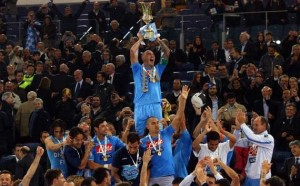 Napoli Beat Juventus To Win The Coppa Italia