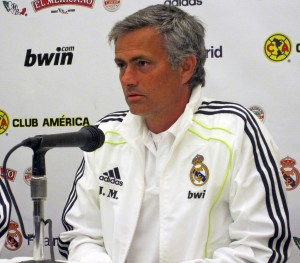 Mourinho Signs News Four Year Deal At Real Madrid