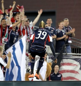 New England Revolution 4 Vancouver Whitecaps 1