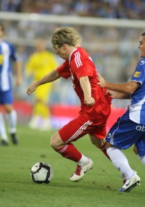 Does Vicente del Bosque Bring Torres In For Ireland Game?