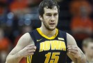 Terps Tumble to Hawkeyes