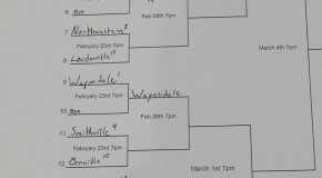 Waynedale Top Seed of Wooster District Boys Basketball Tournament