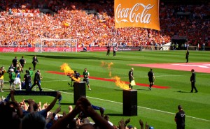 Blackpool v West Ham In Premier League Play-In Game