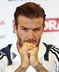 Beckham To Get Team GB Olympic Call Up