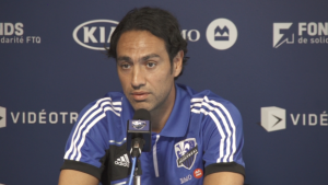 Montreal Impact Sign Alessandro Nesta