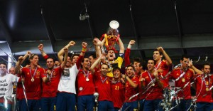 Magnificent Spain WIns Euros In Style