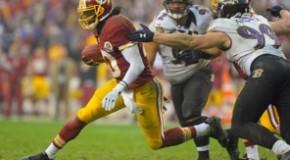 Redskins' Rookies Help Rescue Season