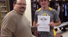 Waynedale's Reid Stanley Named Lem's Pizza/UST Player of the Game